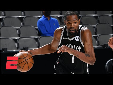 Kevin Durant plays down the Nets as title favorites – is that the right mindset to have? | KJZ