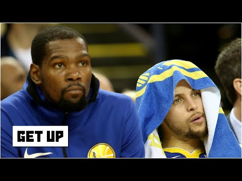 What would Steph Curry's career look like if Kevin Durant never joined the Warriors? | Get Up