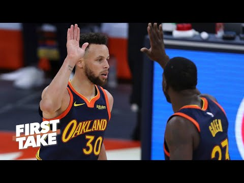 Previewing the Warriors vs. Grizzlies play-in matchup | First Take