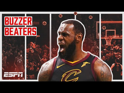 How LeBron's floater in 2018 sparked the Raptors' championship run with Kawhi | Buzzer Beaters