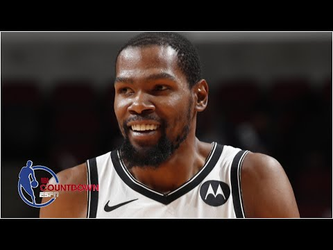 Jalen Rose believes Kevin Durant is the most important Nets player in Celtics series   NBA Countdown