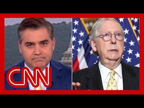 'Mitch, please': Acosta on McConnell's remarks about Jan. 6 commission