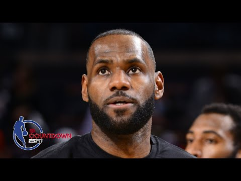 Jalen Rose: LeBron is facing an 'extreme' degree of difficulty to win this title   NBA Countdown