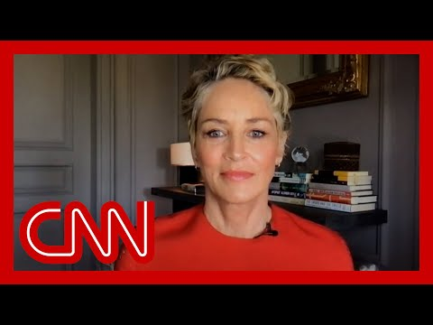 Sharon Stone discusses standing up to predatory behavior in Hollywood