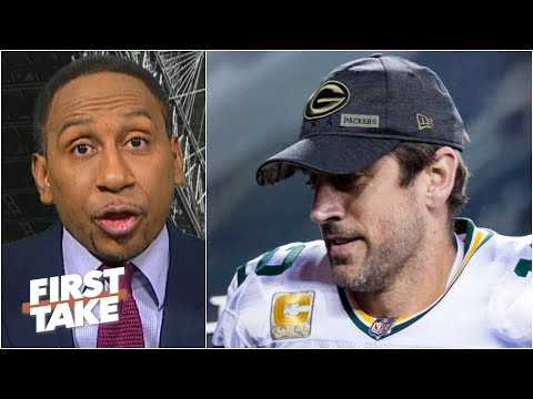 'He's Aaron freaking Rodgers' and the Packers mistreat him! – Stephen A. is fed up | First Take