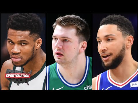 SportsNation recaps NBA action: Giannis drops 49, Luka gets ejected, Ben Simmons makes a game-winner