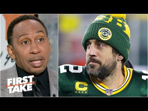 This is personal for Aaron Rodgers, not business – Stephen A. on the Packers drama   First Take