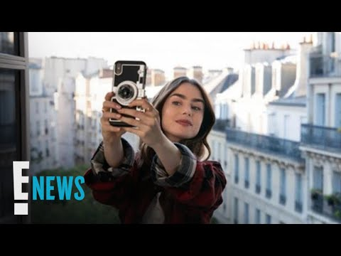 """Emily in Paris"" Starts Production on Season 2 