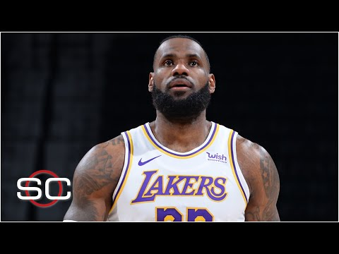 Michael Wilbon questions the Lakers' hopes in the playoffs | SportsCenter with Stephen A. Smith