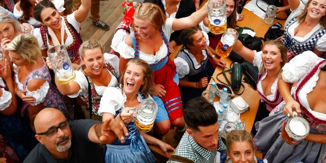 Germany cancels Oktoberfest for 2nd year over virus fears