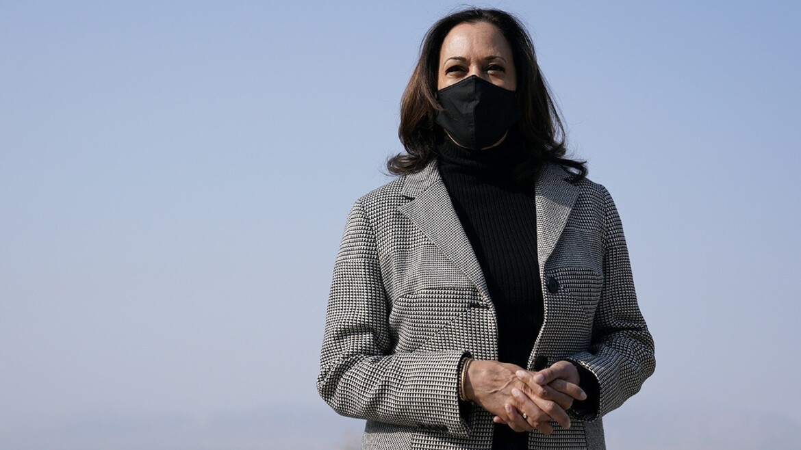 Harris claims lack of 'climate adaptation and climate resilience' part of root causes of migrant crisis