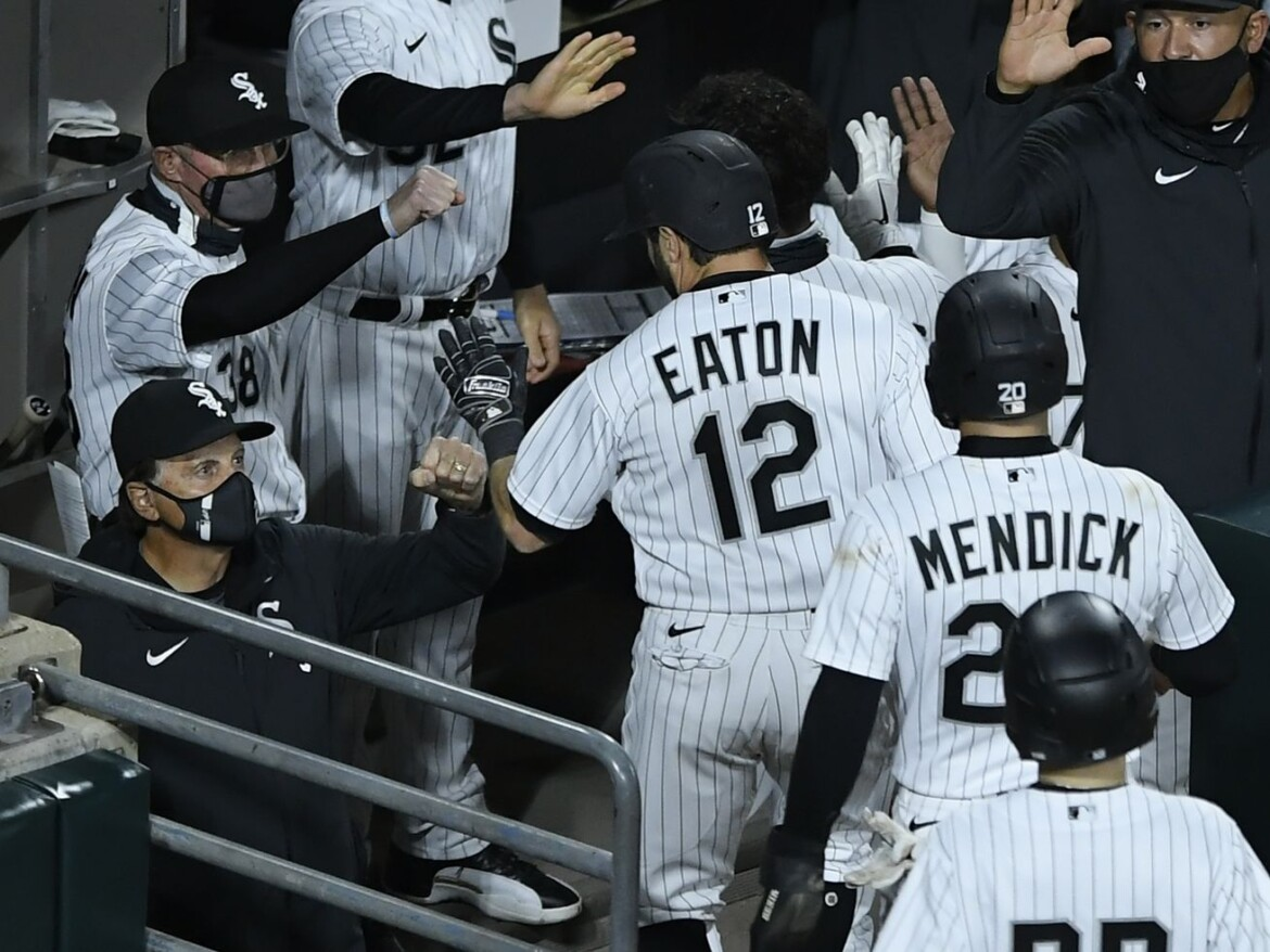 Jose Abreu, Adam Eaton say they have White Sox manager's back