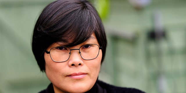 If elected, Jihyun Park believes she would be the first North Korean defector to hold political office in the West.