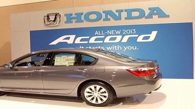 Alleged steering defect prompts investigation into Honda Accord