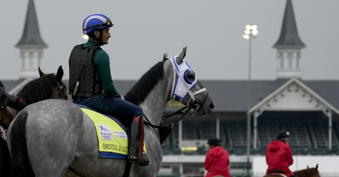What time does the 2021 Kentucky Derby start? What TV channel is it on?
