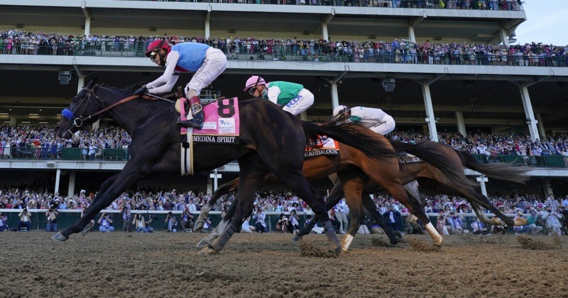 Horse racing newsletter: Medina Spirit cleared for Preakness