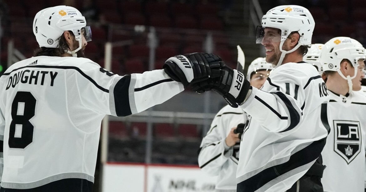 Elliott: 1,000-point milestone reaffirms Kopitar as one of L.A.'s most accomplished athletes