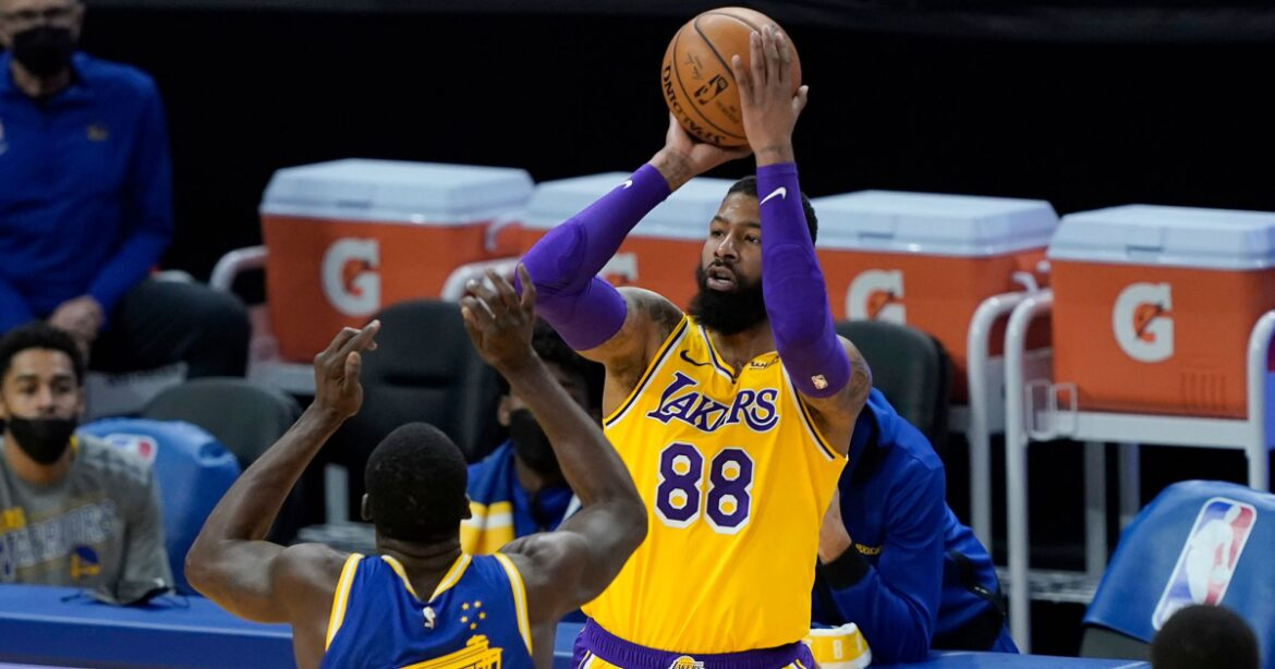 Lakers vs. Warriors play-in game: Start time, TV channel and odds