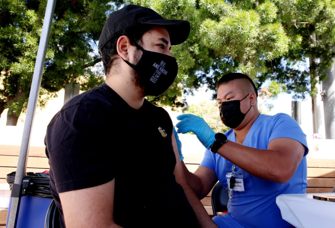 Homeboy Industries, Supervisor Solis team up for LA vaccination clinic
