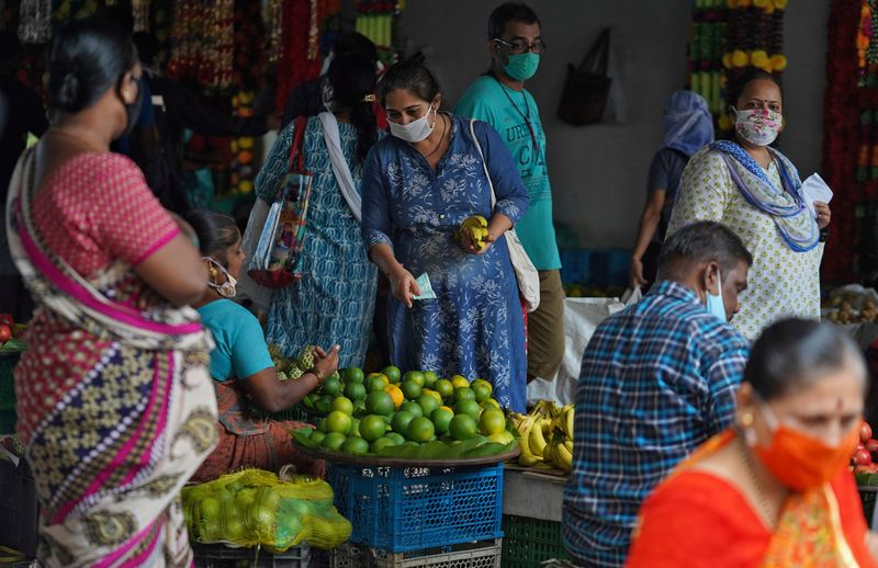 Benign food prices likely dragged India's April inflation to three-month low: Reuters poll