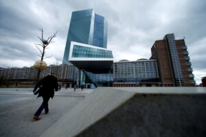 Euro zone inadvertently supported zombie firms, ECB finds