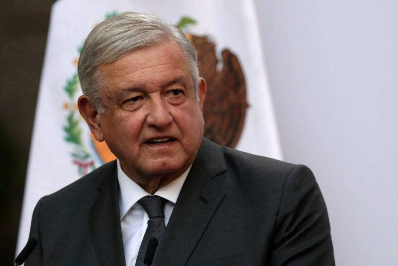 Mexico's president sees central bank controlling inflation