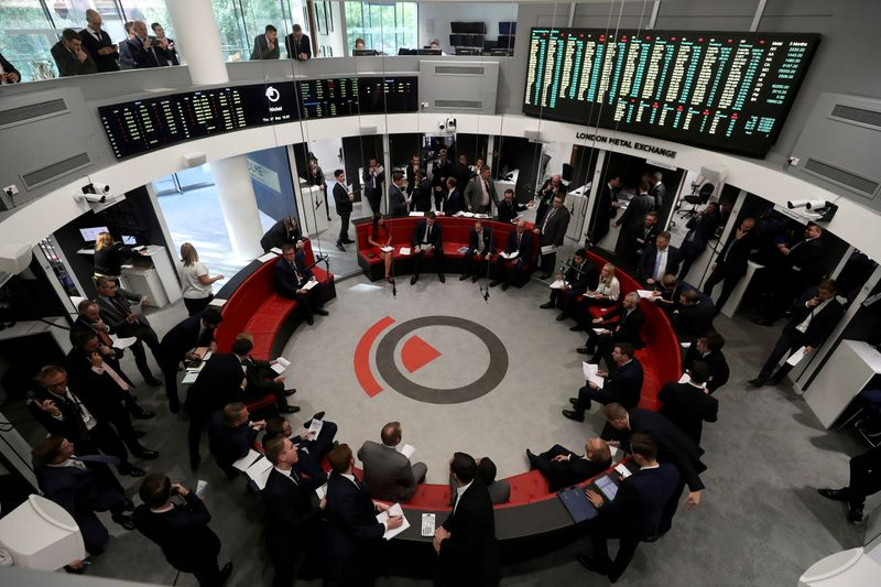 LME plans to replace LMEselect with HKEX Orion trading platform