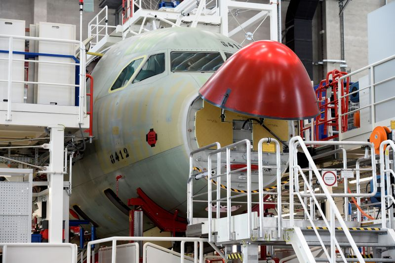 IATA chief pours cold water on Airbus output increase