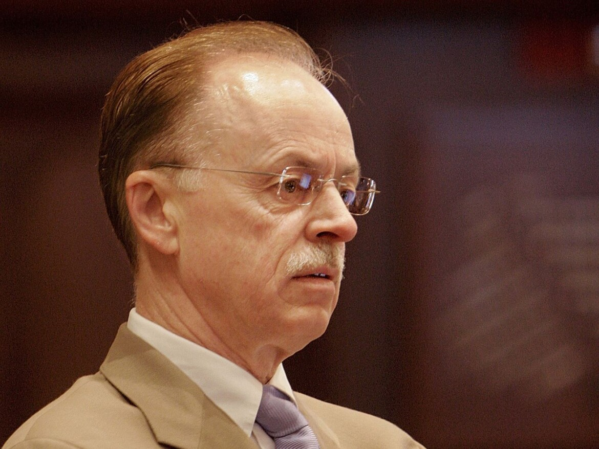 Grand jury charges former Madigan chief of staff Tim Mapes with perjury, obstruction of justice