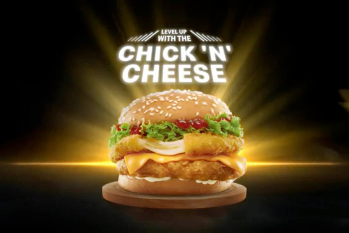 McDonald's customers in frenzy over new Chick 'N' Cheese burger