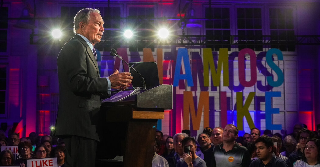 Bloomberg Gives $150 Million to Help Universities Diversify STEM Doctorates