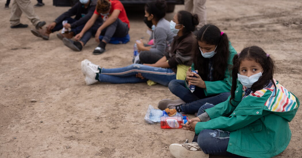 Overcrowded Border Jails Give Way to Packed Migrant Child Shelters