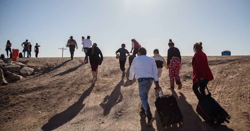 From India, Brazil and Beyond: Pandemic Refugees at the Border