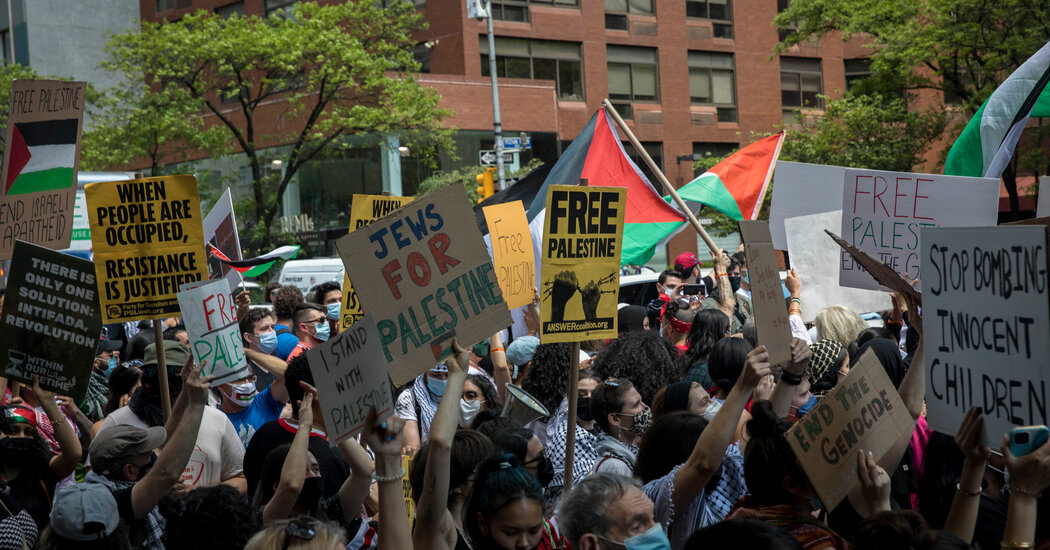The Gaza Conflict Is Stoking an 'Identity Crisis' for Some Young American Jews
