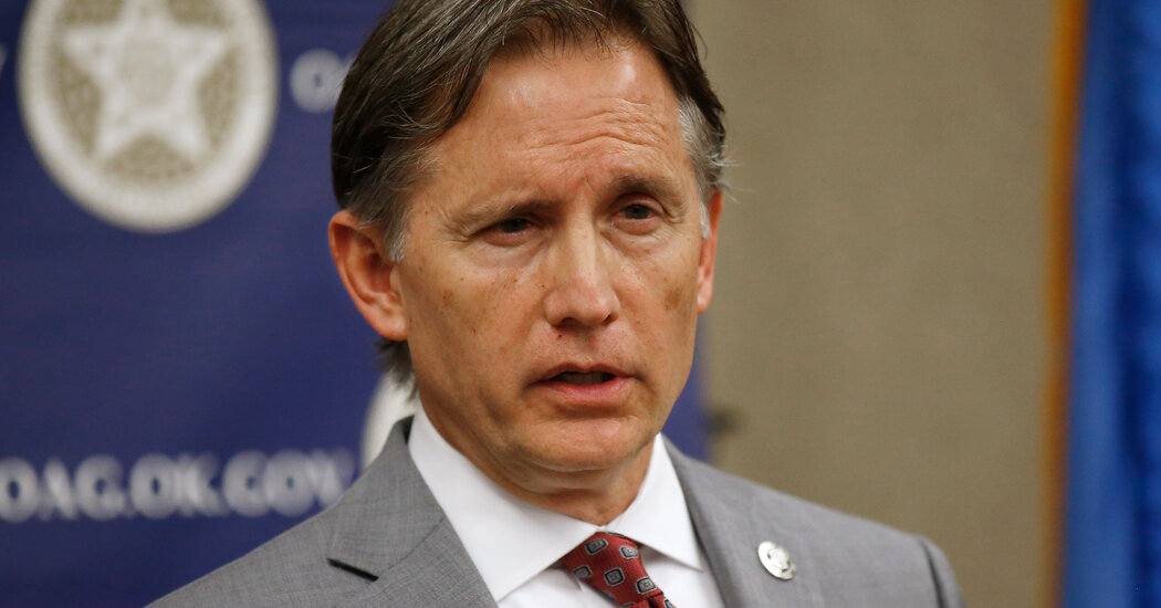 Oklahoma A.G. Mike Hunter Resigns, Citing 'Personal Matters'