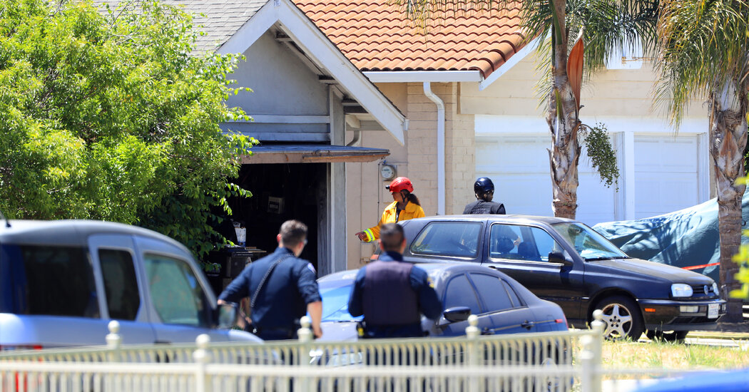A Fire, and Then a Deadly Attack in San Jose