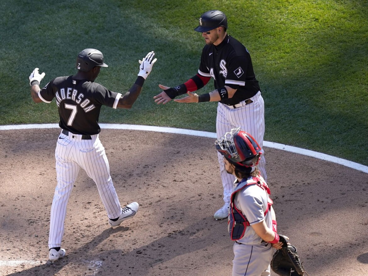 For White Sox' Tim Anderson, it's all work, no stray