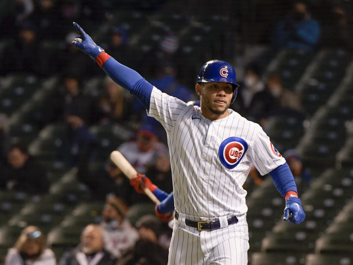 Cubs get positive feedback on Willson Contreras' thigh injury