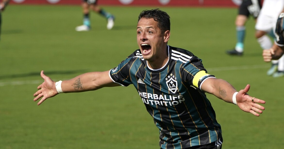 Chicharito, Carlos Vela are highest-paid MLS players