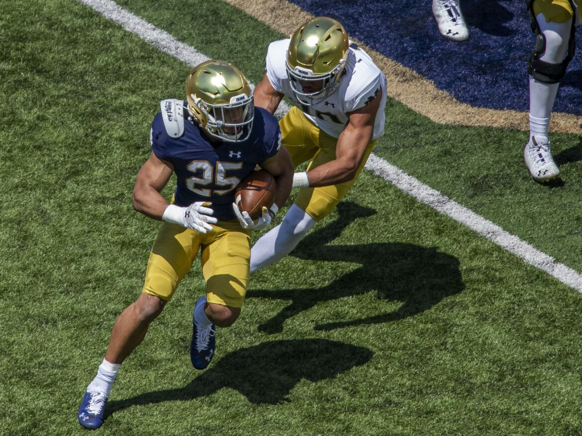 Notre Dame needs these five to thrive