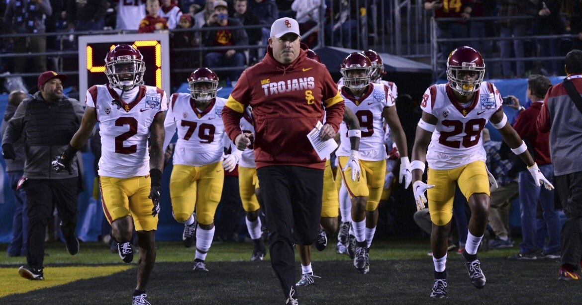 USC's Clay Helton had highest reported salary among Pac-12 coaches in 2019-20