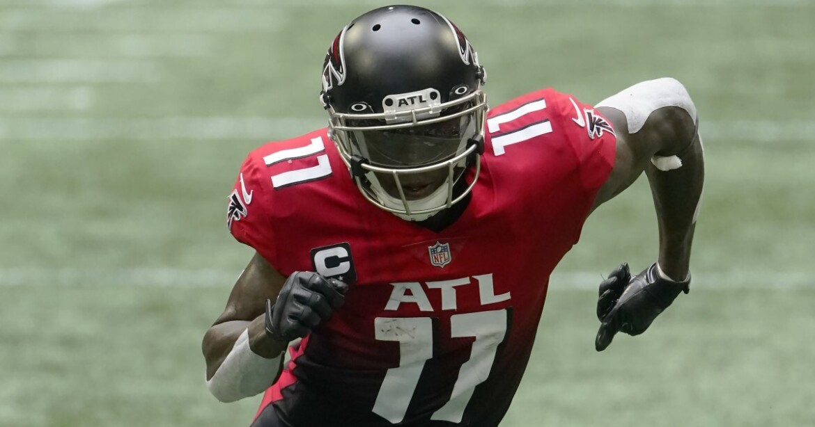 Could the Chargers acquire Julio Jones? It's a longshot bet worth considering