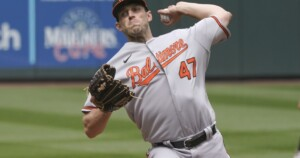 John Means throws first career no-hitter in Orioles' win over Mariners