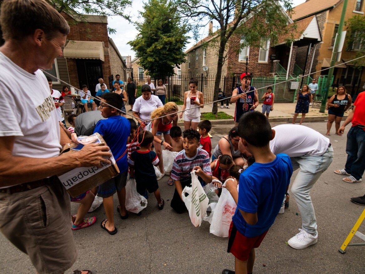 Mayoral ally demands an end to block  party blockade