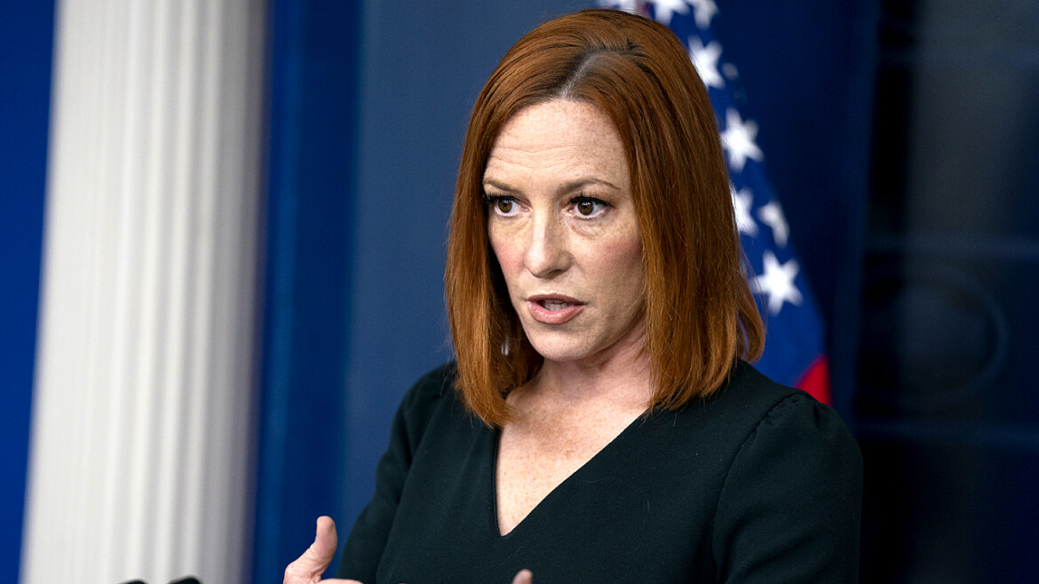 Psaki pressed on whether Biden push for electric vehicle investments influenced by Ford lobbying