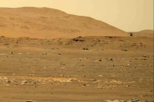 NASA Mars helicopter heard humming through planet's thin air
