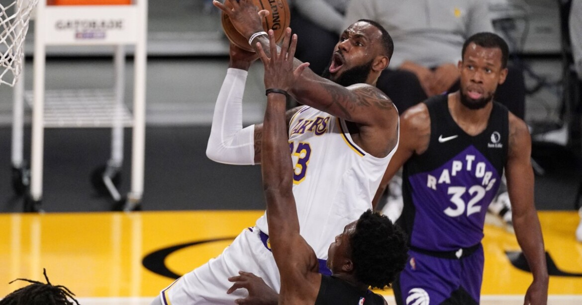 LeBron James probably will miss Lakers' next two games … and maybe more