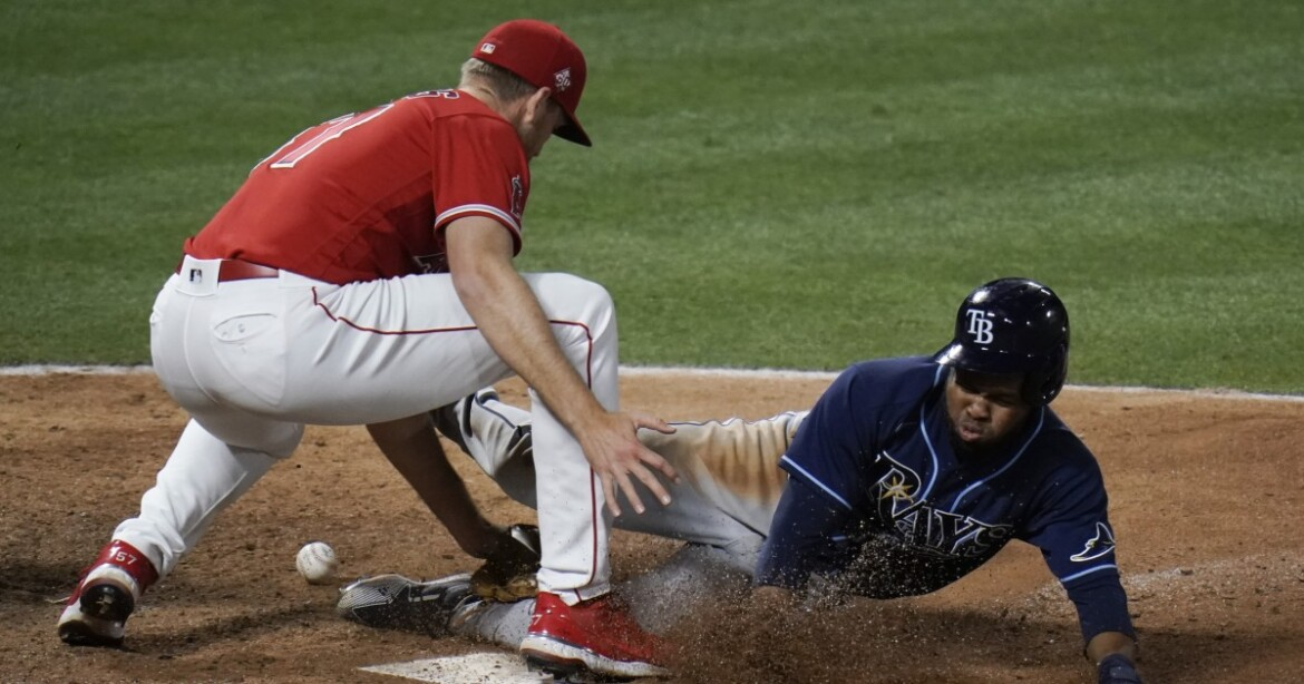Angels are swept by the Rays as problems and frustrations grow
