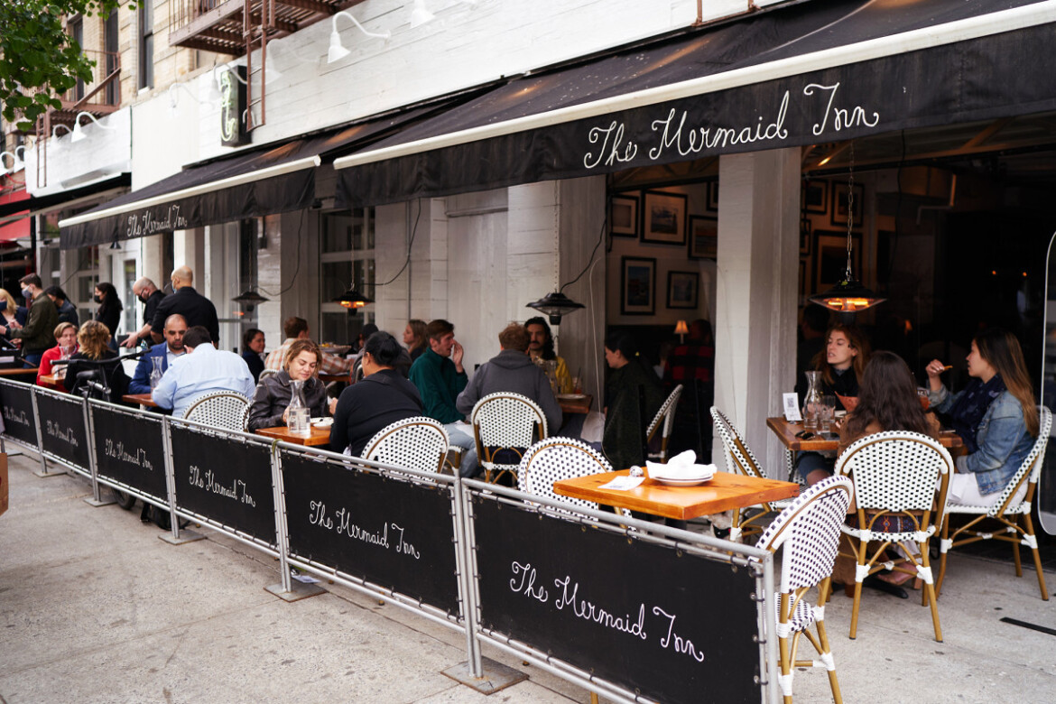 New York restaurants are about to get a COVID surcharge