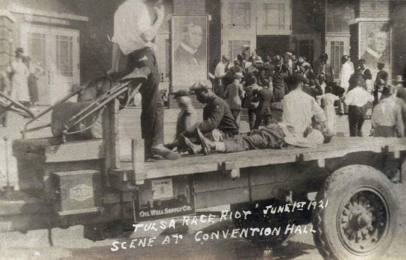Black fear of Tulsa police lingers 100 years after massacre